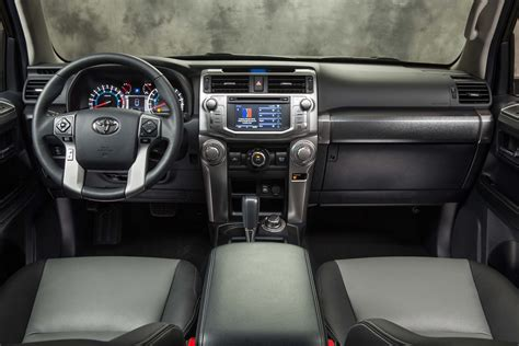 Toyota 4runner Interior Pics by 2017 Toyota 4runner Reviews And Rating Motor Trend