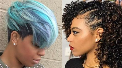invinceble microbraids video african braids hairstyles ideas for black women 2018