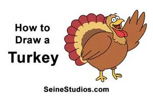 Small Turkeys Thanksgiving How To Draw A Cartoon Thanksgiving Turkey