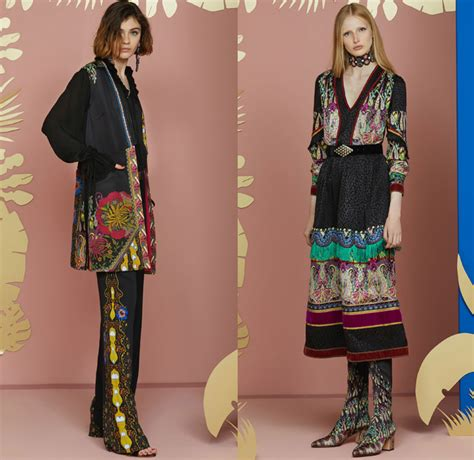 Etro 2018 Resort Cruise Womens Looks Presentation   Denim