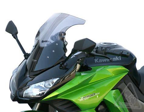Windshield Motorcycle mra motorcycle windshield for kawasaski 1000 11 16