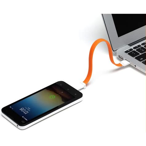 Xiaomimi Magnetic Micro Usb To Usb Cable For Smartphone Orange 2 xiaomimi magnetic micro usb to usb cable for smartphone orange jakartanotebook