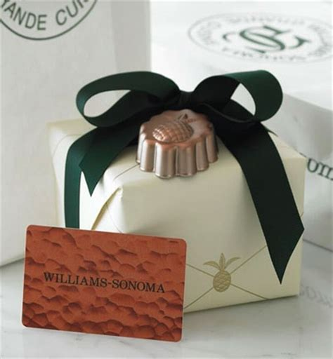 Williams And Sonoma Gift Card - 17 best images about gift cards on pinterest gift card holders special gifts and