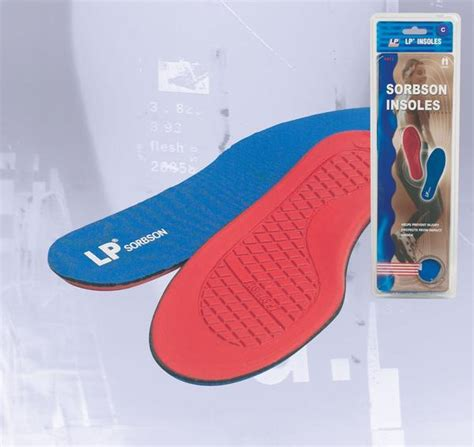 Sorbson Insoles Lp 312 shock absorbing insoles lp sorbson insole 311 lp supports