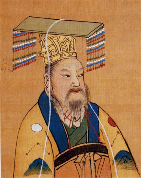 portrait  emperor wendi  sui