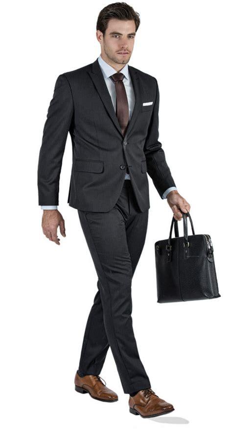 Tas Brillante Jazzy Grey Black combinaciones de corbatas y camisas ropademodaparahombre