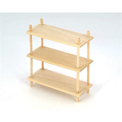 bare essentials small shelf unit