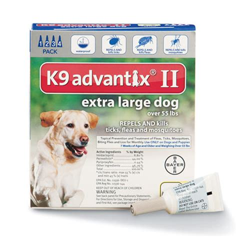 flea and tick treatment for puppies k9 advantix ii flea tick treatment for dogs