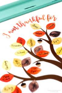 Homemade Thanksgiving Decorations For The Home free thanksgiving printable thankful tree i heart nap time