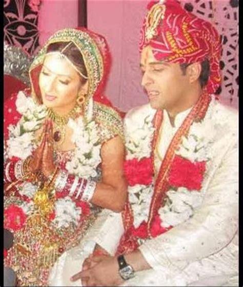 Marriage pics of juhi parmar