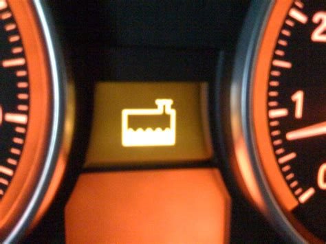 Bmw Coolant Light by What Does This Warning Light