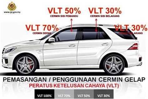 Cermin Gelap Kereta new on window tinting gazetted auto news carlist my