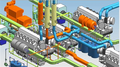 Piping Design by Ship Piping Design Optimization And Productivity Improvement