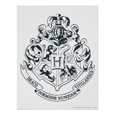 Hogwarts Crest Coloring Page Www Imgkid Com The Image Hogwarts Crest Coloring Page