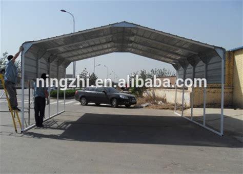 carport ideal struttura posto auto coperto tela posto auto coperto prefabbricate in acciaio posto