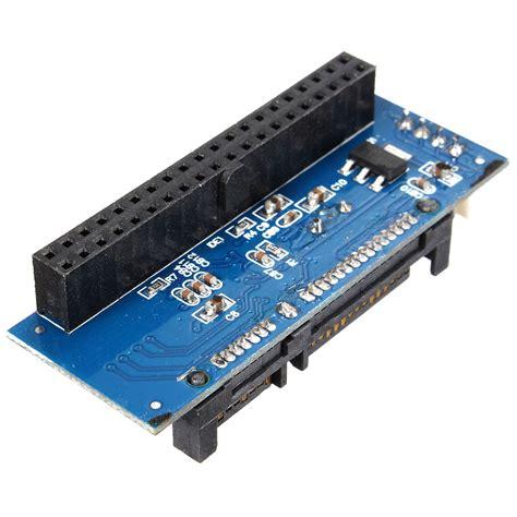 converter ide to sata converter 40 pin ide female sata to 22 pin male adapter