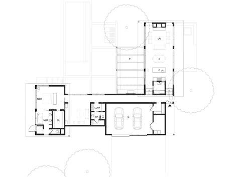 floor plan 171 the schelfhaudt gallery gallery of healdsburg i feldman architecture 16