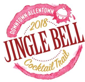 jingle bell cocktail trail artists  heart