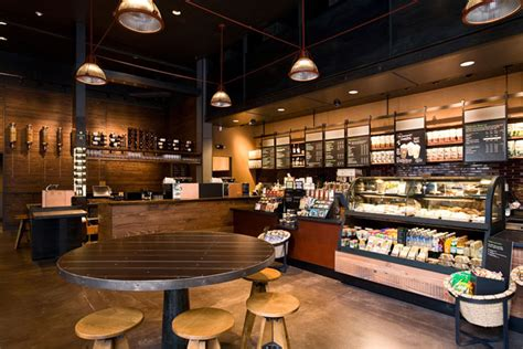 coffee shop retail design starbucks 187 retail design blog