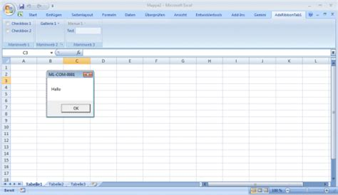excel xll tutorial excel 2013 vba add in erstellen 100 j 228 hrigen kalender