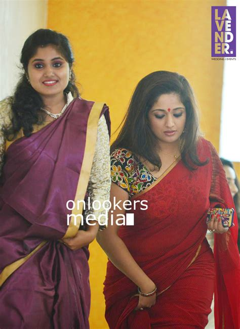 here are certain latest pics of kavya madhavan hairstyles trend view kavya madhavan at muktha s wedding function stills photo