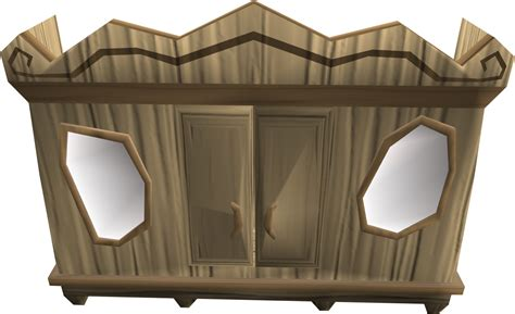 Mahogany Magic Wardrobe by Carved Oak Magic Wardrobe The Runescape Wiki
