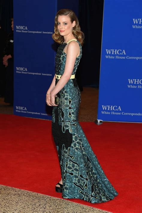2015 white house correspondents association gillian jacobs in peter pilotto at the 2015 white house