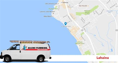 Lahaina Plumbing lahaina plumber hydrojetting water heater services