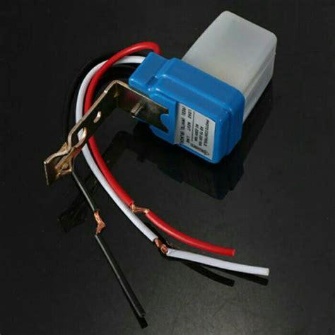 Switch Otomatis Ac Mobil photocell ac alat sensor cahaya yang otomatis menyalakan