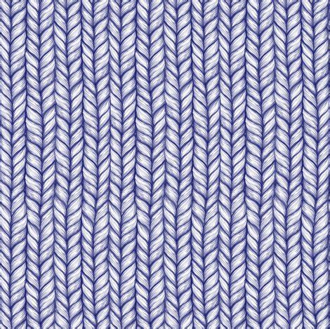 knitting in grey giftwrap wantit spoonflower chunky knit pattern in pale grey and navy blue giftwrap