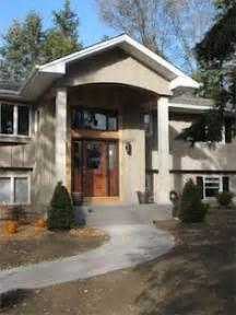 split level front porch designs bi level exterior remodel on pinterest split entry