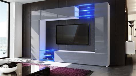 mobili a parete per soggiorno wast parete porta tv moderno mobile soggiorno in 13 finiture