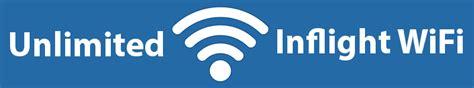 Wifi Unlimited unlimited inflight wifi logo