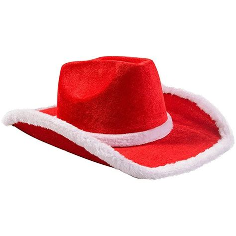 country festive santa cowboy hats you need to have this