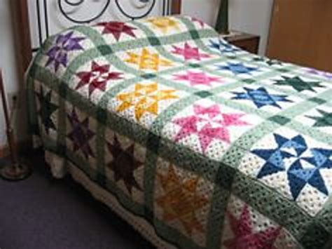Crochet Quilt Pattern by Crochet A Quilt 33 Free Patterns Grandmother S Pattern