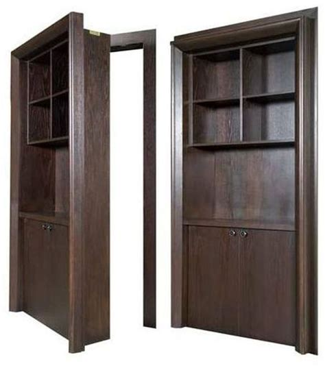 Closet Door Shelves Space Saving Interior Doors With Shelves Offering Convenient Storage For Small Spaces