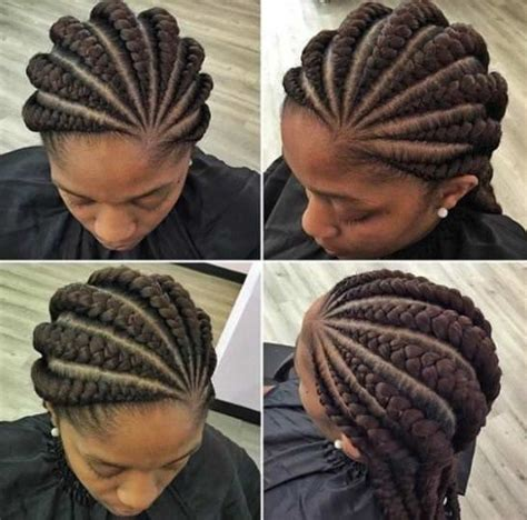 short ghana weaving hairstyles the only protective style guide you will need for your