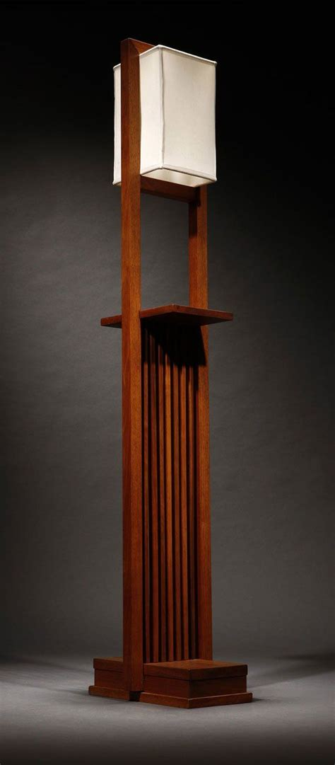 Frank Lloyd Wright Lamp by Frank Lloyd Wright Floor Lamp Plans Woodworking Projects
