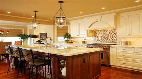 French Country Lighting Ideas Kitchen Island Lighting Kitchen Lighting Ideas Island