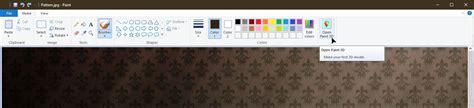 windows 10 paint tutorial paint app restore in windows 10 page 3 windows 10