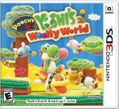 poochy books poochy yoshi s woolly world 3ds digitalchumps