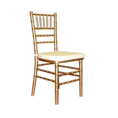 Chivari Chair by Gold Chiavari Chair W Cushion Harry S Rental