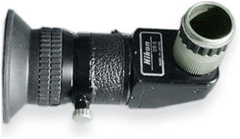 Nikon Dr 5 Angle Viewing interchangeable viewfinders for nikon f5 part ii