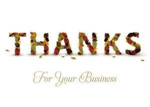 business thanks thanksgiving card 4 state printing cards to be