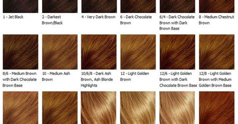 hair color numbers hair color reference hair hair color