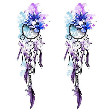 henna tattoo comprar dreamcatcher temporary tattoos artwear