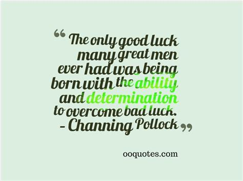 luck quotes luck quotes quotesgram