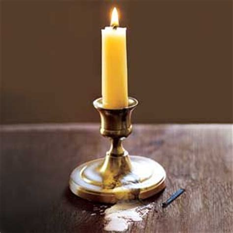 25 best ideas about removing candle wax on