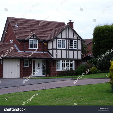 english house music english house suburbs stock photo 476412 shutterstock
