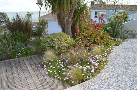 exposed coastal gardens ben rigby designer landscaper